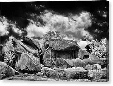 The Devils Den Canvas Print by Paul W Faust - Impressions of Light