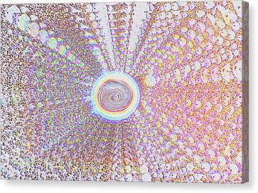 The Divine Light   Canvas Print
