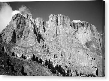The Dolomites Canvas Print by Juergen Weiss