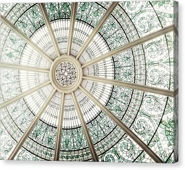 The Dome  Canvas Print by Lisa Russo
