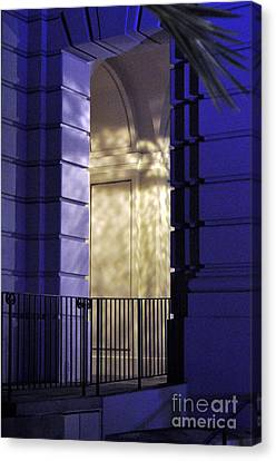 The Door Canvas Print by Clayton Bruster
