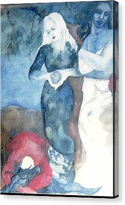 The Dream Canvas Print by Erika Brown