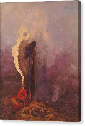 The Dream  Canvas Print by Odilon Redon