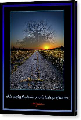 The Dreamer Canvas Print by Phil Koch