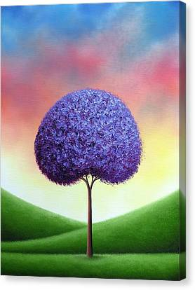 The Dreams We Whisper Canvas Print by Rachel Bingaman