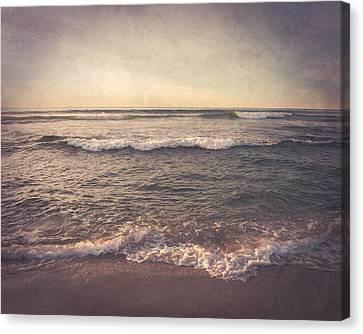 Canvas Print - The Dreamtime Sea by Sheri Van Wert