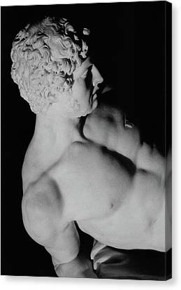 The Dying Gladiator Canvas Print by Pierre Julien