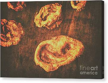 Chopped Canvas Print - The Ear Collector by Jorgo Photography - Wall Art Gallery