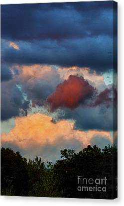 The Edge Of Forever Canvas Print