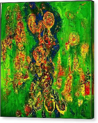 The Effusion Canvas Print