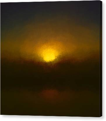 The Eighth One Canvas Print by Lonnie Christopher