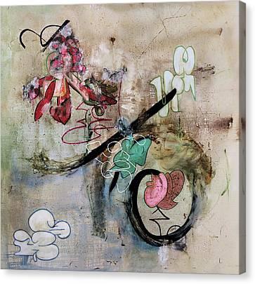 The Elitist Canvas Print by Antonio Ortiz