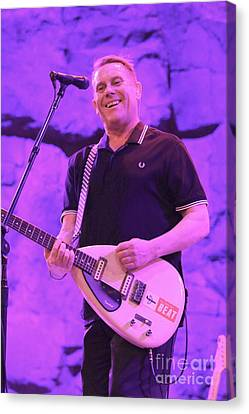 The English Beat David Wakeling Canvas Print by Concert Photos
