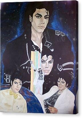 Thriller Canvas Print by Arron Kirkwood