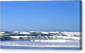 Canvas Print - The Enticing Sea by Will Borden