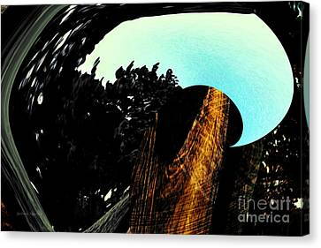The Environment Canvas Print by Gerlinde Keating - Galleria GK Keating Associates Inc