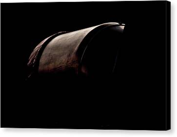 The Exhaust Canvas Print by Paul Job