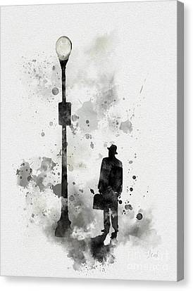 The Exorcist Inspired Canvas Print
