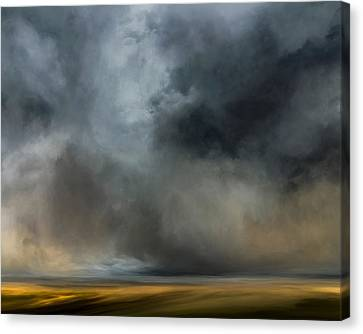 The Expanse Canvas Print