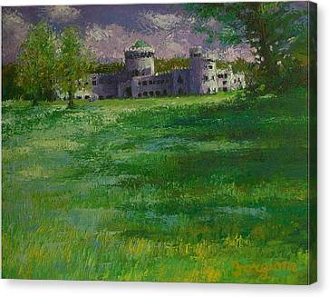The Faliese Canvas Print by Tom Forgione