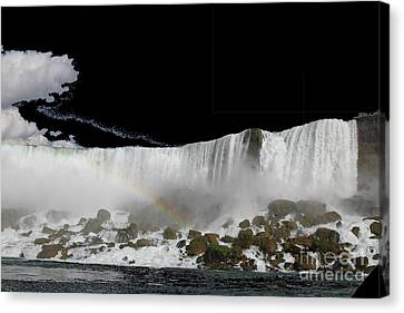 Canvas Print - The Falls by Nu Art