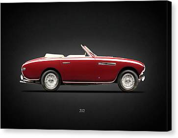 The Ferrari 212 Canvas Print