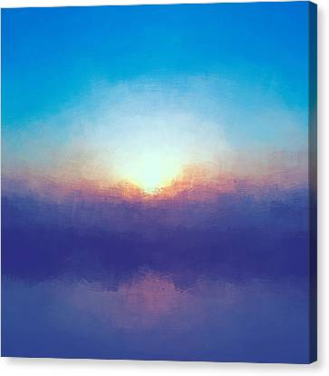 The Fifth One Canvas Print by Lonnie Christopher