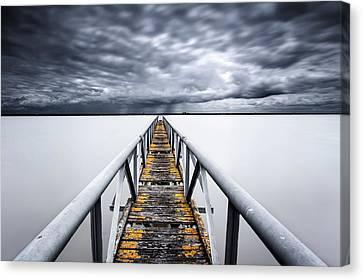 The Final Cut Canvas Print by Jorge Maia