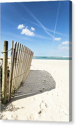 The First Rays Canvas Print