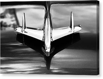 The Flying Chevy Canvas Print by David Lee Thompson