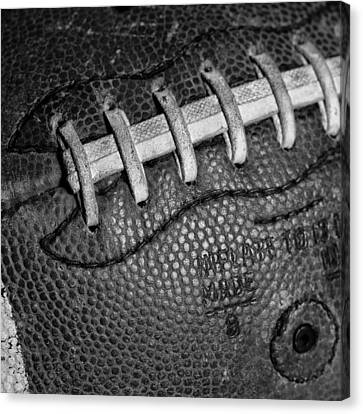 The Football 2 Canvas Print by David Patterson