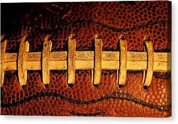 The Football 5 Canvas Print by David Patterson