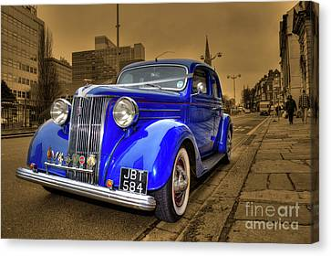 The Ford Pilot Canvas Print