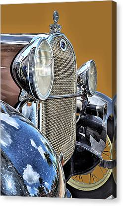 The Ford Canvas Print by William Jones