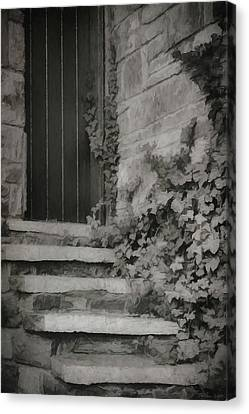The Forgotten Door Canvas Print