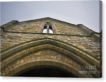 The Gatehouse Canvas Print by Nichola Denny