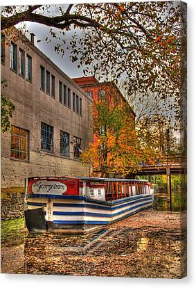 The Georgetown Canvas Print