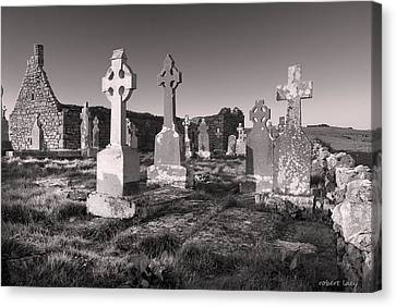 The Ghosts Of Ireland Canvas Print by Robert Lacy