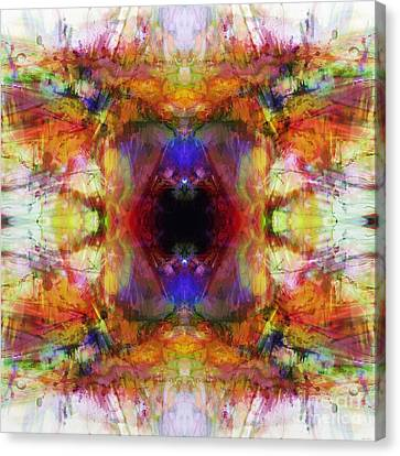The Glass Dream Canvas Print by Keith Mills
