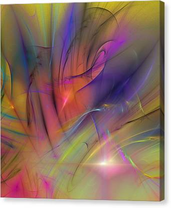 The Gloaming Canvas Print by David Lane