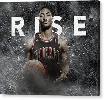 The Goat Canvas Print