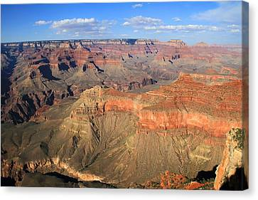 The Grand Canyon 2 Canvas Print by Donna Kennedy