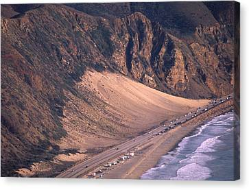 The Great Sand Dune Canvas Print by Soli Deo Gloria Wilderness And Wildlife Photography