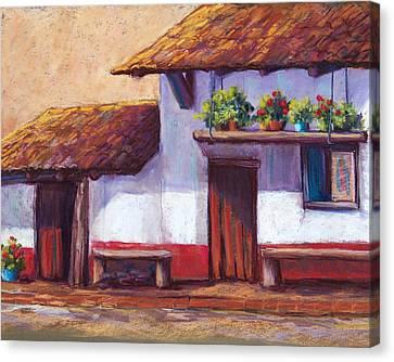 The Hanging Garden Canvas Print