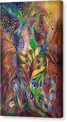 The Harvest Time Canvas Print by Elena Kotliarker