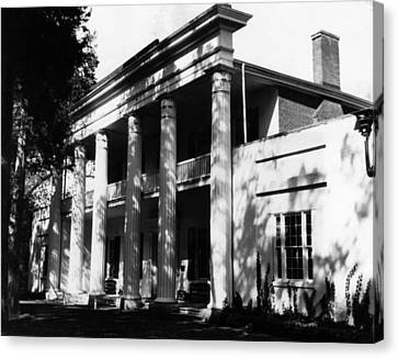The Hermitage, Home Of President Andrew Canvas Print by Everett