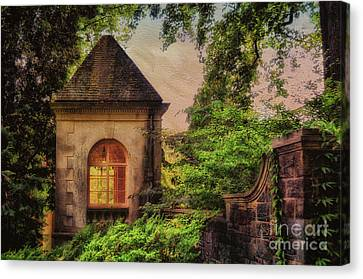 The Hideaway Canvas Print by Lois Bryan