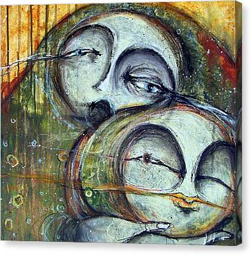 The Hope Canvas Print by Mark M  Mellon