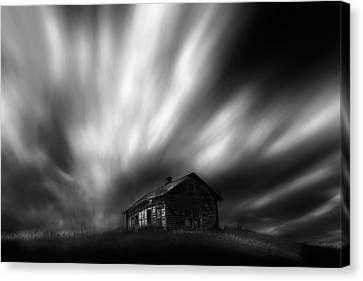 The House Of My Dreams Canvas Print