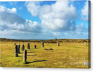 The Hurlers Canvas Print
